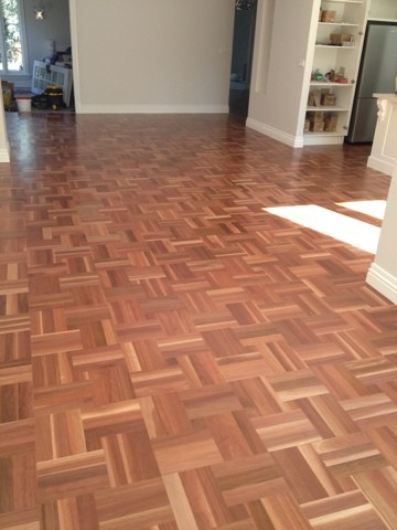 Solid Parquetry Turpentine