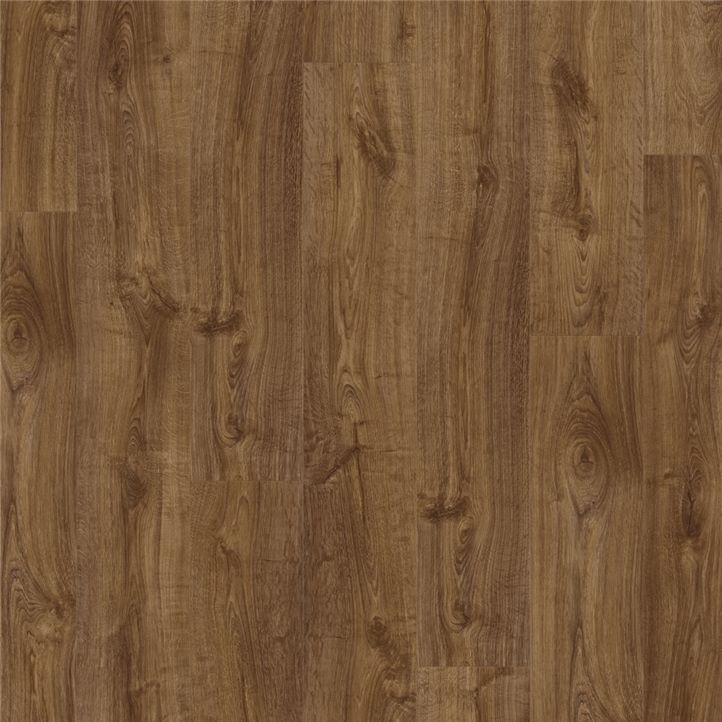 Quick Step Pulse Hybrid Autumn Oak Brown
