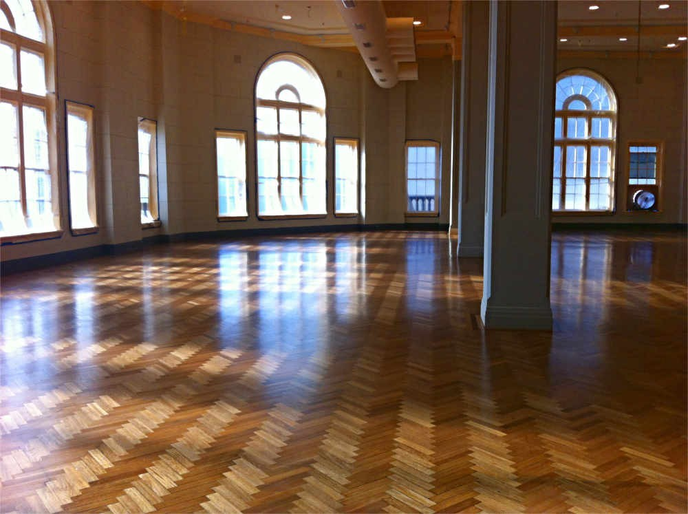 Solid Parquetry Tallowwood