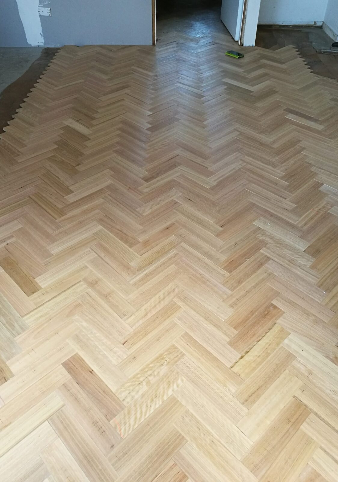 Solid Parquetry Blackbutt