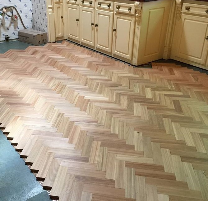 Solid Parquetry New England Blackbutt