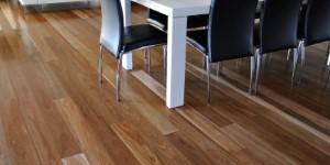 Floating Timber Flooring Installation
