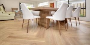 Parquetry Flooring Installation