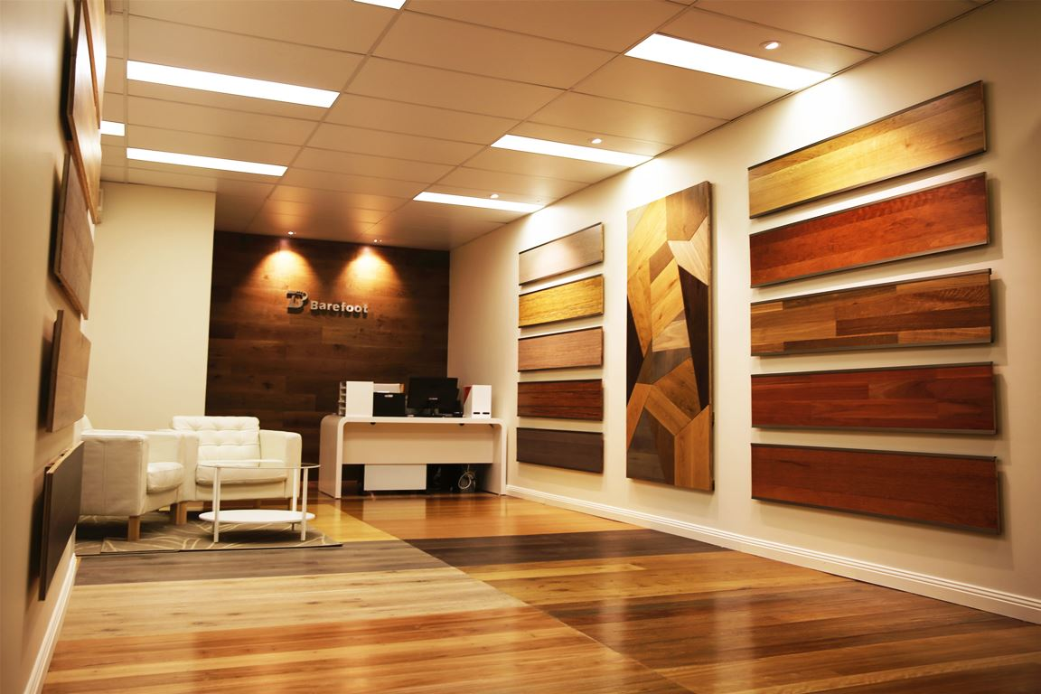 Barefoot Timber Flooring Office