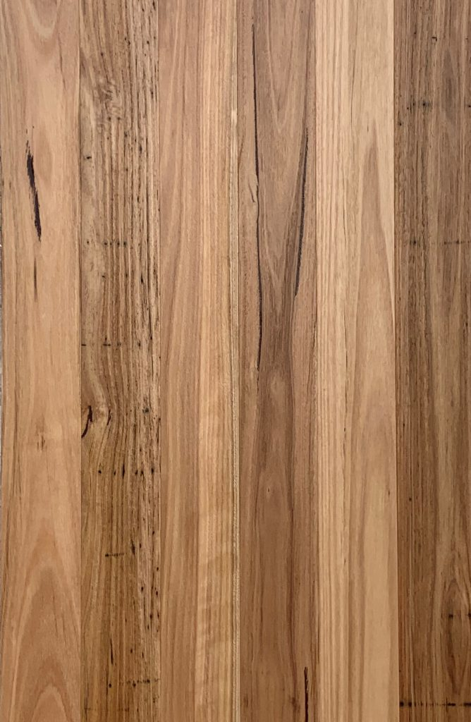 Federation Plank Blackbutt Rustic Brushed Matt