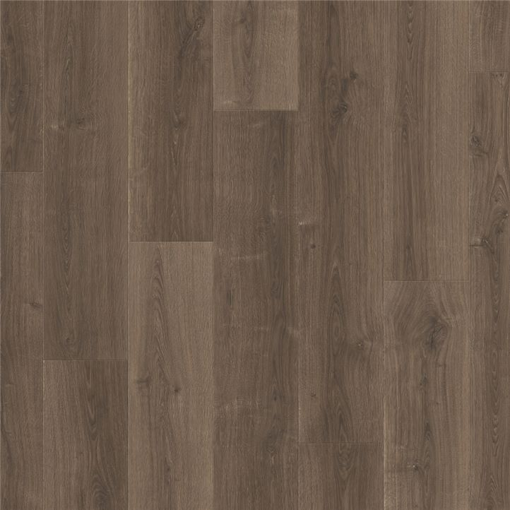 Quickstep Perspective Brushed Oak Brown