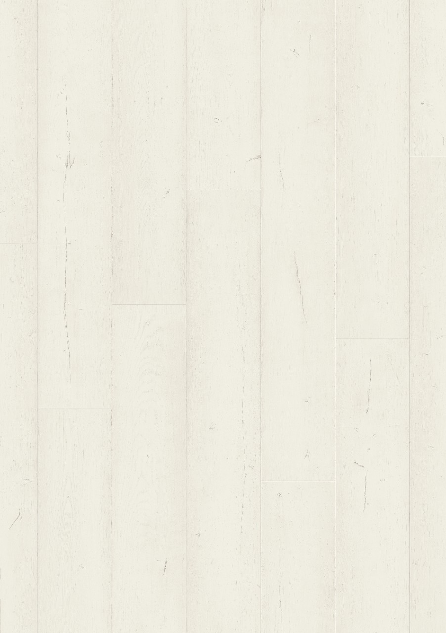 Quickstep Perspective Nature Painted Oak White